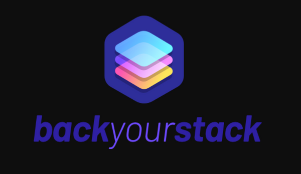 Introducing BackYourStack
