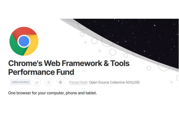 Chrome's Framework for Open Source Investment