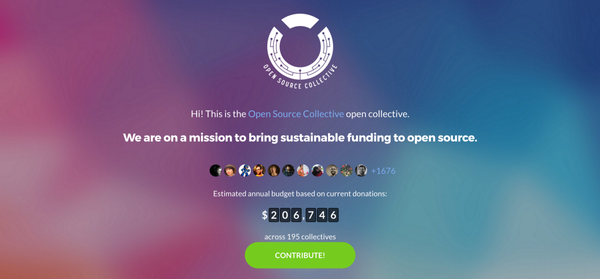 April Update: $200K for Open Source: Achievement Unlocked